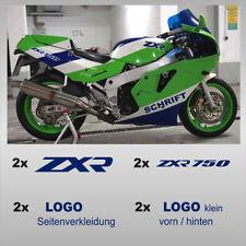 Motorrad Aufkleber passend für Kawasaki ZXR750