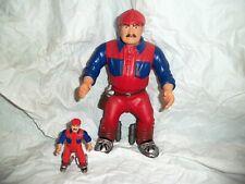 ERTL 1993 Super Mario Bros Movie 12 Inch Talking Mario 1/6 scale? Nintendo