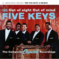 The Five Keys - Out of Sight Out of Mind: Complete Capitol Recordi [New CD] Spai