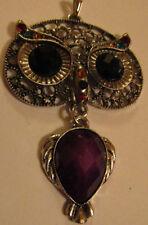 Unbranded Brass Stone Costume Necklaces & Pendants