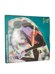 The Royal Mint 2002 Manchester Commonwealth Games £2 Coin Set