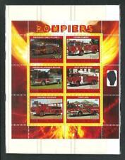 Congo : Mezzi Vigili del Fuoco - Fire fighters - Feuerwehrleute - Les pompiers