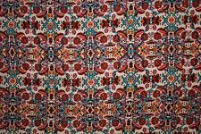 Multi Ethnic Floral Print #4 100 Rayon Challis Sewing Shirt Apparel Fabric BTY