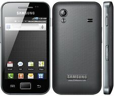 Samsung GALAXY Ace GT-S5830 Sim Free Unlocked- Black - ANDROID Smartphone