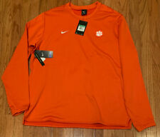 Nike Jordan Men's Clemson Tigers Modern Crew Sweatshirt XL NWT $75
