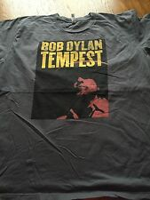 Bob Dylan-Tempest T-Shirt Size 2XL