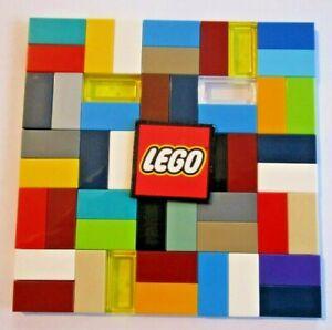 LEGO 1x2 TILES (Packs of 8 Tiles) Choose Colour - Design 3069, 30070