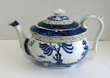 Blue Willow Booths Teapot