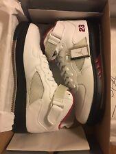 Nike Air Jordan 5 AJF White Red Black Size 11