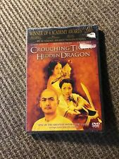 Crouching Tiger, Hidden Dragon (Dvd, 2001, Special Edition) New/Sealed