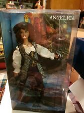 """BARBIE COLLECTION """"PINK LABEL"""" ANGELICA OF PIRATES OF THE CARIBBEAN"""