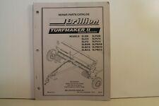 Brillion Repair Parts Manual Turfmaker Ii Grass Seeder 5k330