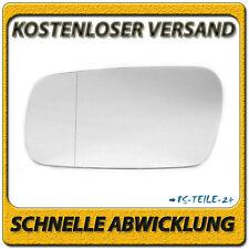 spiegelglas für HONDA PRELUDE III 1987-1991 links asphärisch fahrerseite