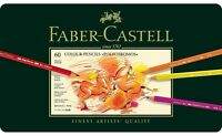 Faber Castell  Polychromos Artists Quality Colour Pencils 60 Set