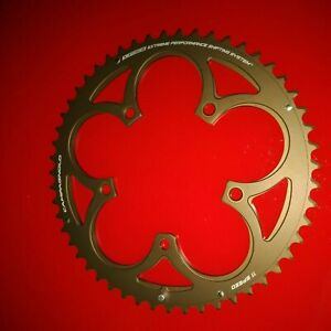 Campagnolo 52T Super Record/Record/Chorus 11sp 110mm BCD Road , compact . NOS !