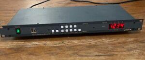 Kramer VS-5x4 Vertical Interval Video Switcher Rack Mount Free Shipping