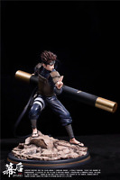 Anime Naruto Shippuden Youth Sandaime PVC Action Figure Collect Figurine Toy27CM