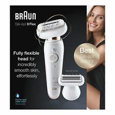 Braun Silk-epil 9 Flex SES 9002 3D Epilierer Haarentfernung Haartrimmer Rasierer