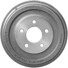 Brake Drum Rear IAP Dura BD80101 fits 2002 Jeep Liberty