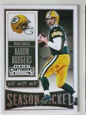 AARON RODGERS  - Panini Contenders 2015 #66 (Green Bay PACKERS) NFL Playercard
