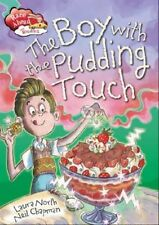 North, Laura, The Boy with the Pudding Touch (Race Ahead With Reading), Very Goo