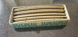 Marklin HO Full Box 10 Curved 3800 3900 1/1 Track