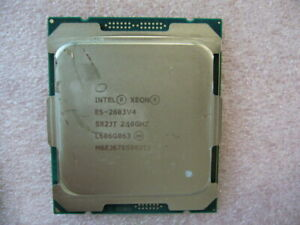QTY 1x Intel Xeon CPU E5-2683 V4 16-Cores 2.1Ghz LGA2011-3 SR2JT