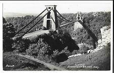 Clifton Suspension Bridge RP PPC, Unposted by Garratt