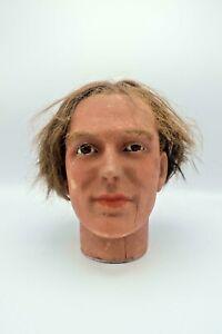 Antique Wax Mannequin Head