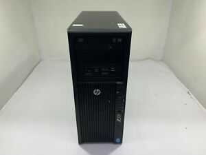HP Z420 Intel Xeon E5-2670 2.6Ghz 8-Core, 64GB MEM, 480GB SSD, Tower Workstation