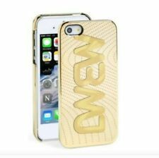 Marc By Marc Jacobs Iphone 5 / 5S MBMJ Phone Case Metallic Gold