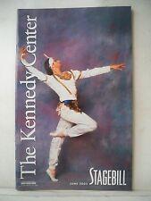 MOSTLY SONDHEIM Playbill STEPHEN SONDHEIM / BARBARA COOK / WALLY HARPER DC 2002