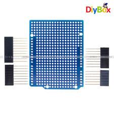 2.54mm UNO R3 Shield Board Prototype PCB Atmega328P Pitch Breadboard For Arduino