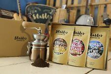 Stables Coffee Variety Set  3 x 150g -  Ground Craft Coffee