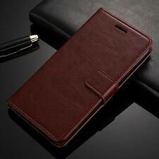 For Lenovo Vibe K5/K5 Plus/K5Note Luxury Flip Cover Stand Wallet PU Leather Case