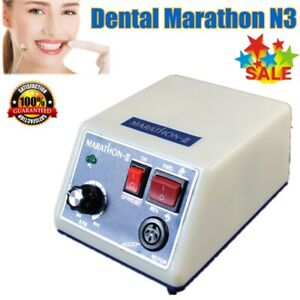 Dental N3 Control Box Marathon Type Micromotor Polisher with Foot Pedal Switch