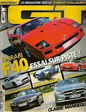 GT COLLECTOR 5 LOTUS ESPRIT TURBO SE FERRARI F40 DONKERVOORT D8 DODGE VIPER RT10