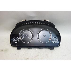 2010-2013 BMW F10 5-Series F25 Instrument Gauge Cluster Speedo Tach OEM