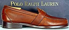 Polo Ralph Lauren Bentley Full Strap Penny Loafers Shoes sz 9½ D