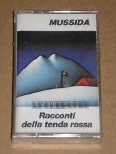 FRANCO MUSSIDA (PFM) - RACCONTI DELLA TENDA ROSSA - MUSICASSETTA MC SIGILLATA