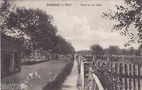 AK Bockenem a. Harz. Partie an der Nette um 1908
