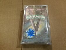 VINNIE VINCENT INVASION all systems go CASSETTE SEALED 1988