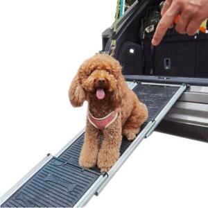 KTS Dog Aluminium Ramp Telescopic