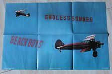 The Beach Boys Endless Summer Lp Poster Insert Only-No Record