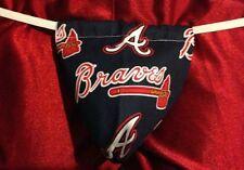 Sexy Mens ATLANTA BRAVES Mlb Baseball Gstring Thong Underwear Male Lingerie