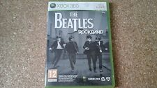 THE BEATLES ROCKBAND (XBOX 360) USED