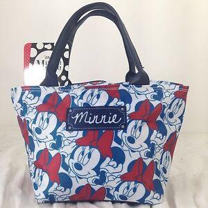 AUTHENTIC DISNEY MICKEY MOUSE Girl Handbag Clutch Purse Bag 27x14 cm. (XS).