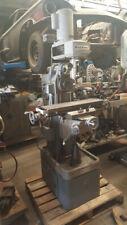 Rockwell Milling Machine Model 21 120 110v Single Phase Motor