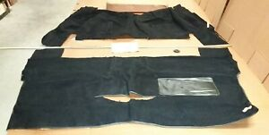 NORS 64 or 65 Chevrolet front & rear Carpet set in poor box belair biscayne READ