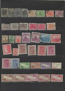 Nepal 1899 to 2000 large collection, little duplication, M & U as received